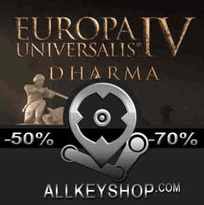 Buy Europa Universalis 4 Dharma CD Key Compare Prices