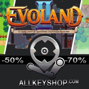 Evoland 2 A Slight Case of Spacetime Continuum Disorder