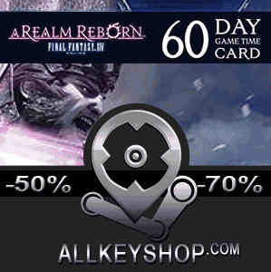 Buy Final Fantasy 14 A Realm Reborn 60 days Gamecard