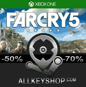 Buy Far Cry 5 Xbox One Code Compare Prices