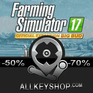 Farming Simulator 17 Big Bud Pack