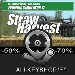 Farming Simulator 17 Straw Harvest Add-On