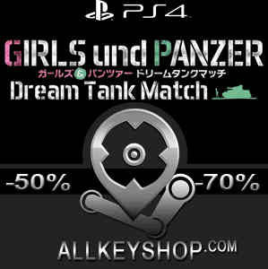 Girls und Panzer Dream Tank Match