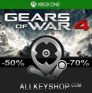 954f26f8ee5 Gears of War 4 Xbox One Prices Digital or Physical Edition