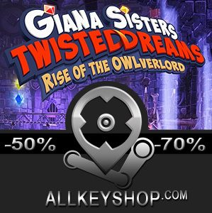 Giana Sisters Rise of the Owlverlord