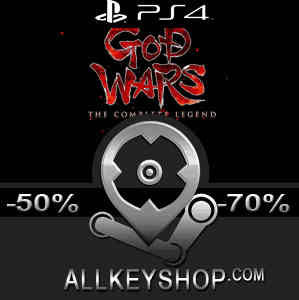 God Wars Great War of Japanese Mythology
