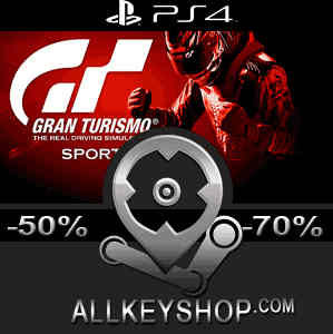 Buy Gran Turismo Sport PS4 Game Code Compare Prices