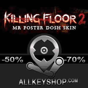Killing Floor 2 Mr Foster Dosh Skin