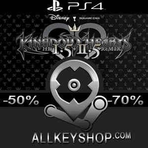Buy Kingdom Hearts Hd 1 5 2 5 Remix Ps4 Game Code Compare Prices