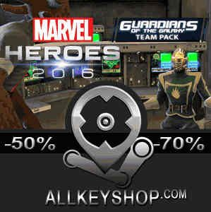 Marvel Heroes 2016 Guardians of the Galaxy Team Pack
