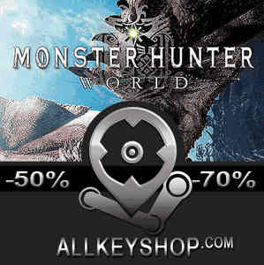 Buy Monster Hunter World CD Key Compare Prices