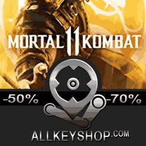 Buy Mortal Kombat 11 CD Key Compare Prices