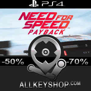 buy need for speed payback ps4 game code compare prices. Black Bedroom Furniture Sets. Home Design Ideas