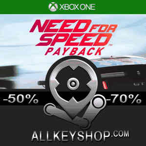 buy need for speed payback xbox one code compare prices. Black Bedroom Furniture Sets. Home Design Ideas