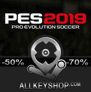 Buy PRO EVOLUTION SOCCER 2019 CD Key Compare Prices