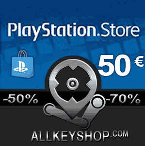 Buy PSN Card 50 Euros Playstation Network Compare Prices
