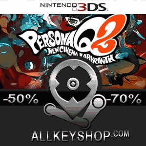 Buy Persona Q2 New Cinema Labyrinth Nintendo 3DS Compare Prices