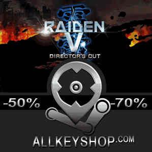 Raiden 5 Director's Cut