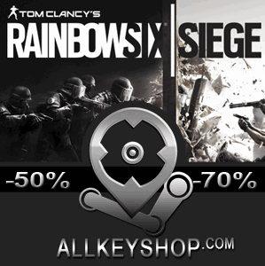 Buy Rainbow Six Siege CD KEY Compare Prices - AllKeyShop com