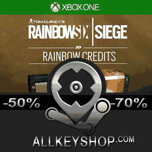 Buy Rainbow Six Siege Credits Pack Xbox One Compare Prices