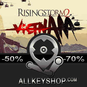 Buy Rising Storm 2 Vietnam CD KEY Compare Prices