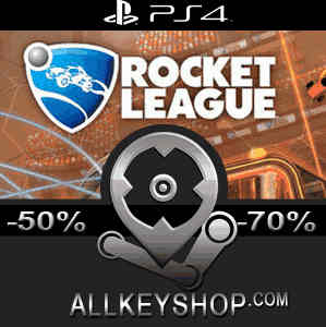 Buy Rocket League PS4 Game Code Compare Prices
