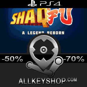 Shaq Fu A Legend Reborn