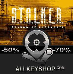 Buy STALKER Shadow of Chernobyl CD KEY Compare Prices - AllKeyShop com