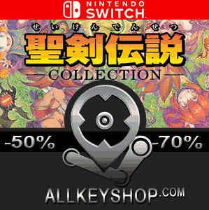 Seiken Densetsu Collection