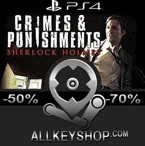 Sherlock Holmes Crimes and Punishments