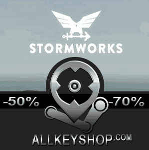 Buy Stormworks Build and Rescue CD KEY Compare Prices - AllKeyShop com