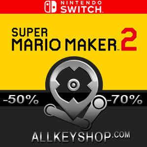 Buy Super Mario Maker 2 Nintendo Switch Compare prices