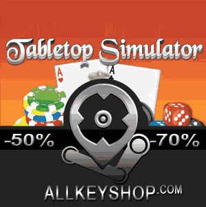 Buy Tabletop Simulator CD KEY Compare Prices - AllKeyShop com