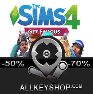 Buy The Sims 4 Get Famous CD Key Compare Prices