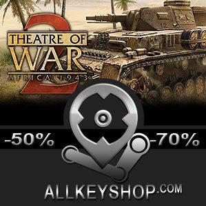 Theatre of War 2 Africa 1943