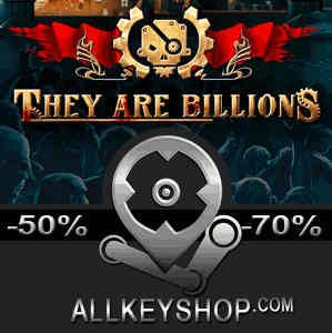 Buy They Are Billions CD KEY Compare Prices - AllKeyShop com