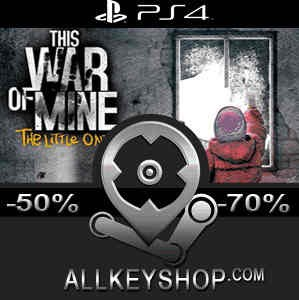 Buy This War Of Mine The Little Ones Ps4 Game Code Compare Prices