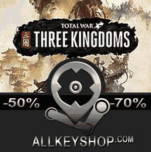 Buy Total War THREE KINGDOMS CD Key Compare Prices