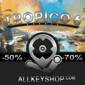 Buy Tropico 6 CD KEY Compare Prices - AllKeyShop com