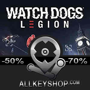 Buy Watch Dogs Legion CD KEY Compare Prices