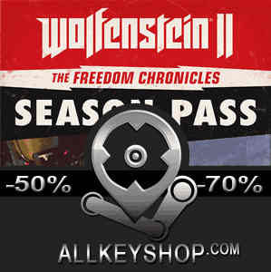 Wolfenstein 2 Freedom Chronicles Season Pass