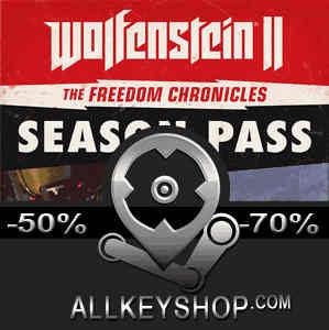 Wolfenstein 2 Freedom Chronicles Season Pass