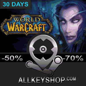 Buy World of Warcraft 30 Days GameCard Code Compare Prices