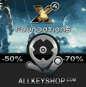 Buy X4 Foundations CD Key Compare Prices