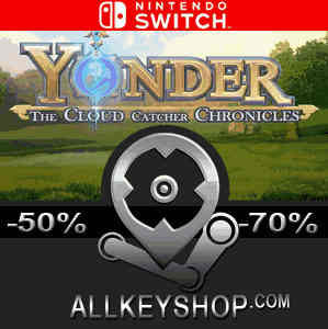 Yonder The Cloud Catcher