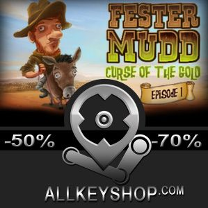Fester Mudd Curse of the Gold Episode 1