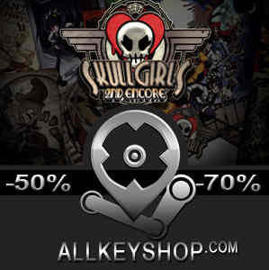 Buy Skullgirls 2nd Encore Upgrade CD KEY Compare Prices ...