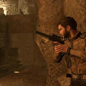 Alpha Protocol Gun