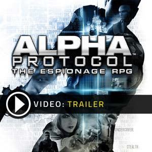 Buy Alpha Protocol CD Key Compare Prices