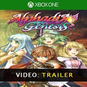 Alphadia Genesis Xbox One Prices Digital or Box Edition
